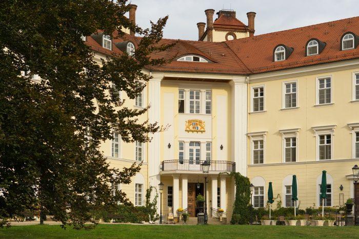Foto - Schloss-Front